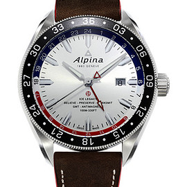 Alpina - GMT 4 - Automatic GMT Business Hours