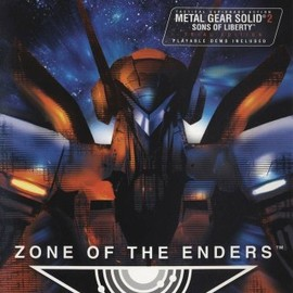 Sony Computer Entertainment, Playstation, Konami - ゾーン オブ エンダーズ Zone of the Enders PS2