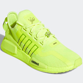 adidas - NMD R1 V2 - Solar Yellow/Core Black/Core White