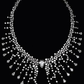 CHANEL - Diamond Necklace