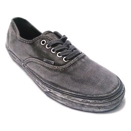 VANS - OVER WASHED AUTHENTIC CA (Black)