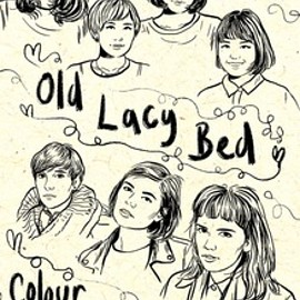 Old Lacy Bed, Colour Me Wednesday - 「Coastlands (Double Whip Mix) / Sugar Coated」