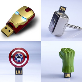 The Avengers USB Sticks