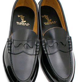 MR.BATHING APE® UNITED ARROWS×REGAL - Loafer