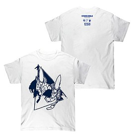 UNKLE, FUTURA - Pointman NHS T-SHIRT Hand screenprinted limited edition