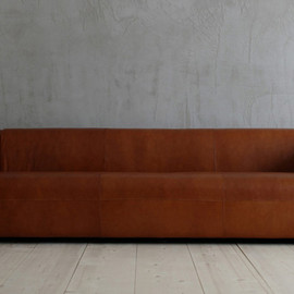 HIKE - Box Sofa