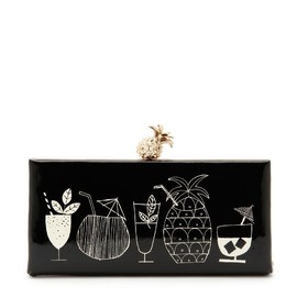 kate spade NEW YORK - TIKI BA COCKTAIL CLUTCH
