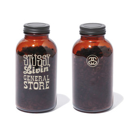 STUSSY Livin' GENERAL STORE - Original Canister