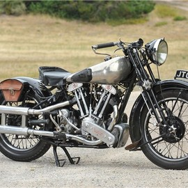 The Last Brough Superior SS100 Produced Goes Under the Hammer - Quail Lodge will be packed with rare two-wheeled lots