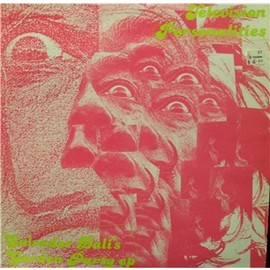 Television Personalities - Salvador Dali's Garden Party EP