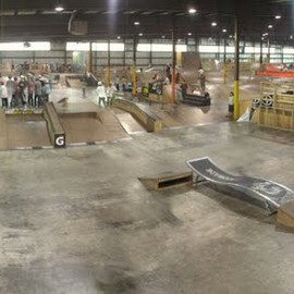 Columbus Ohio - The Flow Skate Park