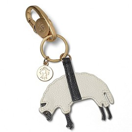 BLACK FLEECE BY Brooks Brothers - SHEEP KEY FOB