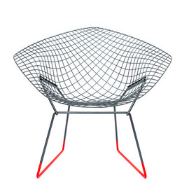 Knoll - BERTOIA for Knoll Diamond Chair - C+C RESTORATION