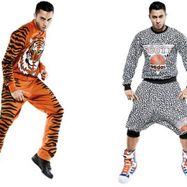 adidas - JEREMY SCOTT FOR ADIDAS ORIGINALS 2011 FALL/WINTER