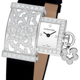 Van Cleef & Arpels - secret dentelle watch