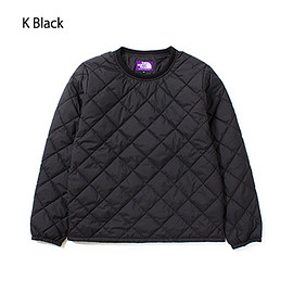 THE NORTH FACE PURPLE LABEL - THE NORTH FACE PURPLE LABEL ザ ノースフェイス パープルレーベル Down Sweater ND2563N
