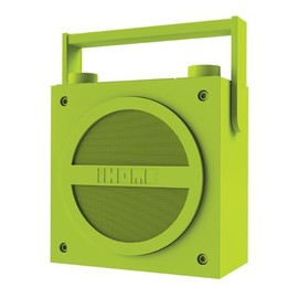 iHome - iBT4 bluetooth wireless rechargeable boombox