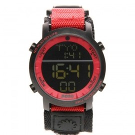 P01TIME - P01TIME SUPER DIGITAL RED