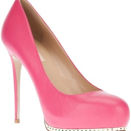 VALENTINO - studded pump
