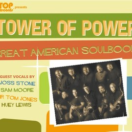 Tower of Power - Great American Soul Book