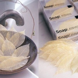 Design Ideas - Soap Leaves
