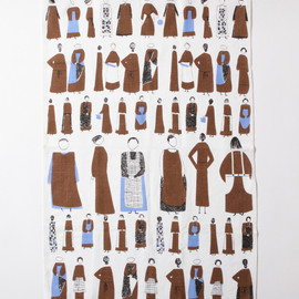 LUCINNE DAY - TEA TOWEL DOLL