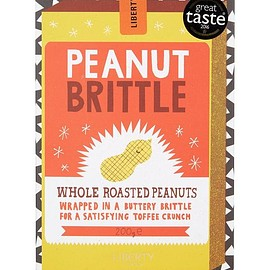 Liberty London - Peanut Brittle 200g