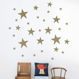 ferm living - Wallsticker / Stars