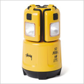 TOWER RECORDS × STUSSY × Coleman - TOWER RECORDS × STUSSY × Coleman MICRO QUAD LED LANTERN'12