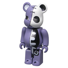 MEDICOM TOY - BE@RBRICK ホネコネコ