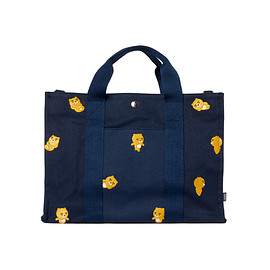 KAKAO FRIENDS - Daily Embroidery Tote Bag