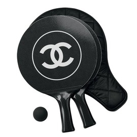 CHANEL - Carbon Beach Raquets