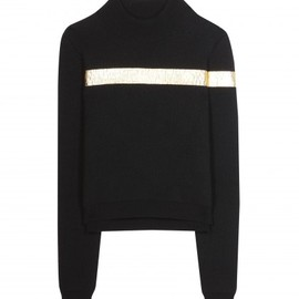 JIL SANDER - Jil Sander - Cashmere and wool-blend sweater  - mytheresa.com GmbH