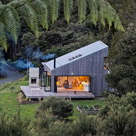 New Zealand - Back Country House