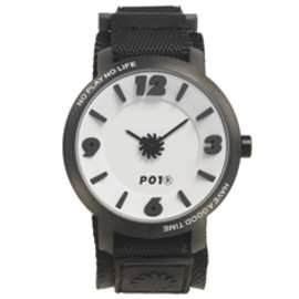 P01TIME SUPER ANALOG WHITE