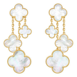Van Cleef & Arpels - Magic Alhambra Earclips