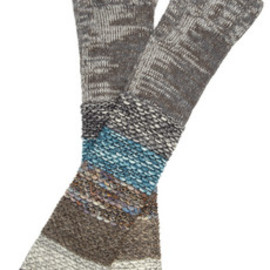 Missoni - Long chunky-knit gloves