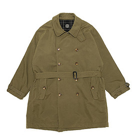 Porter Classic - Weather Coat-Olive