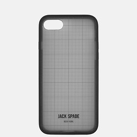 JACK SPADE - Graph Clear iPhone 7 Case