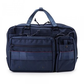"BRIEFING - BRIEFING×BEAMS PLUS / 別注 ""NEO B4 LINER"" NAVY"