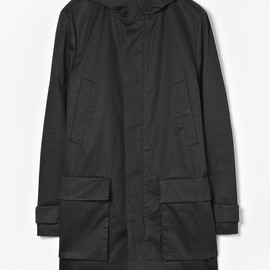 cos - FLAP POCKET PARKA