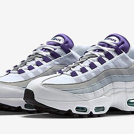 NIKE - WMNS Air Max 95 GRAPE