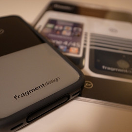 fragment design - Gizmobies iPhone4/4S protecter