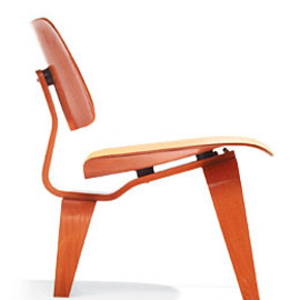 Herman Miller - Eames Plywood Lounge Chair LCW (Natural Cherry)