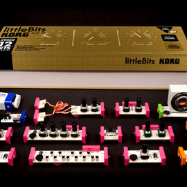 littleBits - littleBits Synth Kit
