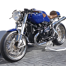 Chandlers Bikes - 'One.Sixteen' BMW R nineT