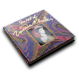 Zandra Rhodes/Anne Knight - The Art of Zandra Rhodes