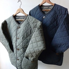 orslow - QUILTING JACKET