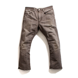 nonnative, EYESCREAM.JP - DWELLER ANKLE CUT 5P JEANS