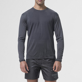 Nike - Gyakusou Dri-FIT Sweat Map Long-Sleeve Men's Running Shirt